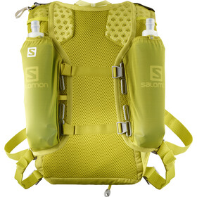 Salomon Agile 6 Set Backpack, citronelle/sulphur spring